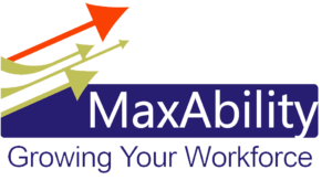 MaxAbility logo with text 'Growing Your Workforce'