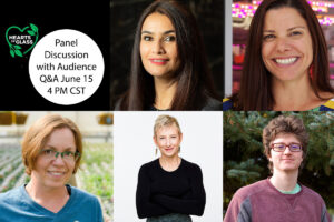 Photos of Rochester Panelists for Hearts of Glass